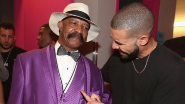 Drake's dad releases new musicvideo