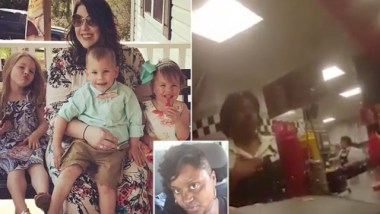 'You stole everything I had': Mother confronts server who stole her debitcard