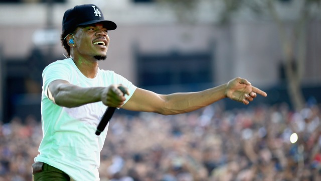 Chance the Rapper announces free invitation-only concert Saturday