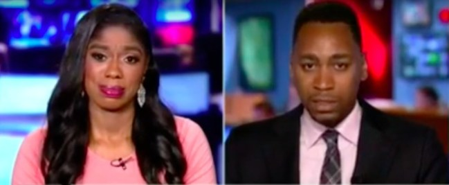 Fox brings Democrat and Republican on to debate, instead they joined in tears news fox and friends