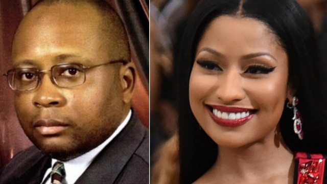 Pastor under fire for saying he wanted to eat Nicki Minajs booty on Instagram entertainment Nicki Minaj Pastor1