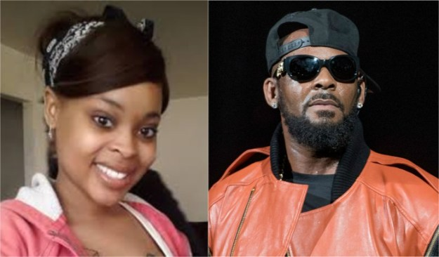 Woman admits sex with R. Kelly at 16, claims he abused and spit on her entertainment Jerhonda Pace R Kelly