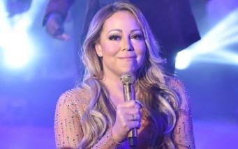 Mariah Carey: 'I have always had lowself-esteem'