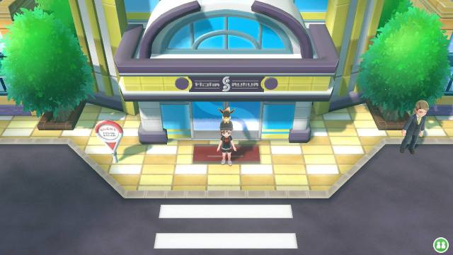 Guide to the Silph Co. Building in Pokémon: Let's Go | AllGamers