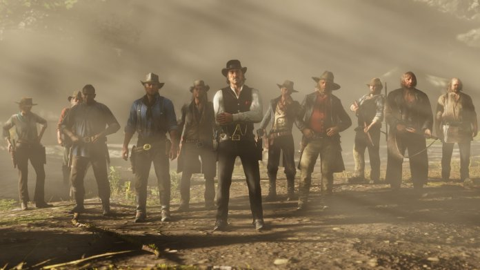 Is There Cross Play In Red Dead Redemption 2 On Pc Allgamers
