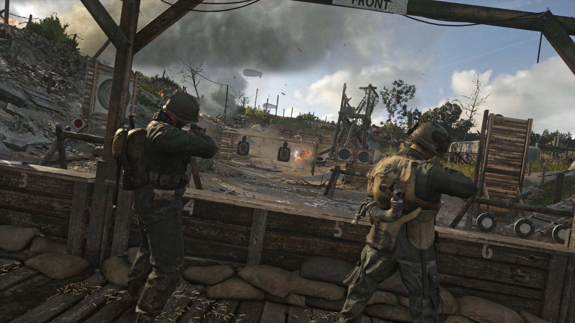 Call Of Duty World War 2 Review