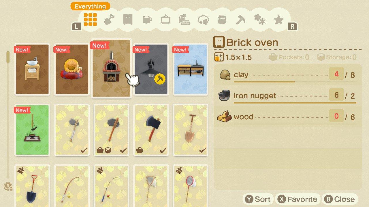 Animal Crossing: New Horizons Wildest Dreams DIY recipes ... on Animal Crossing Ironwood Dresser  id=96610