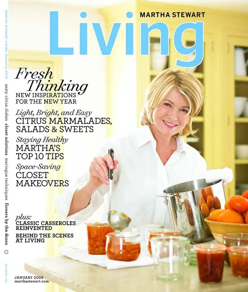 Martha Stewart Living 2017