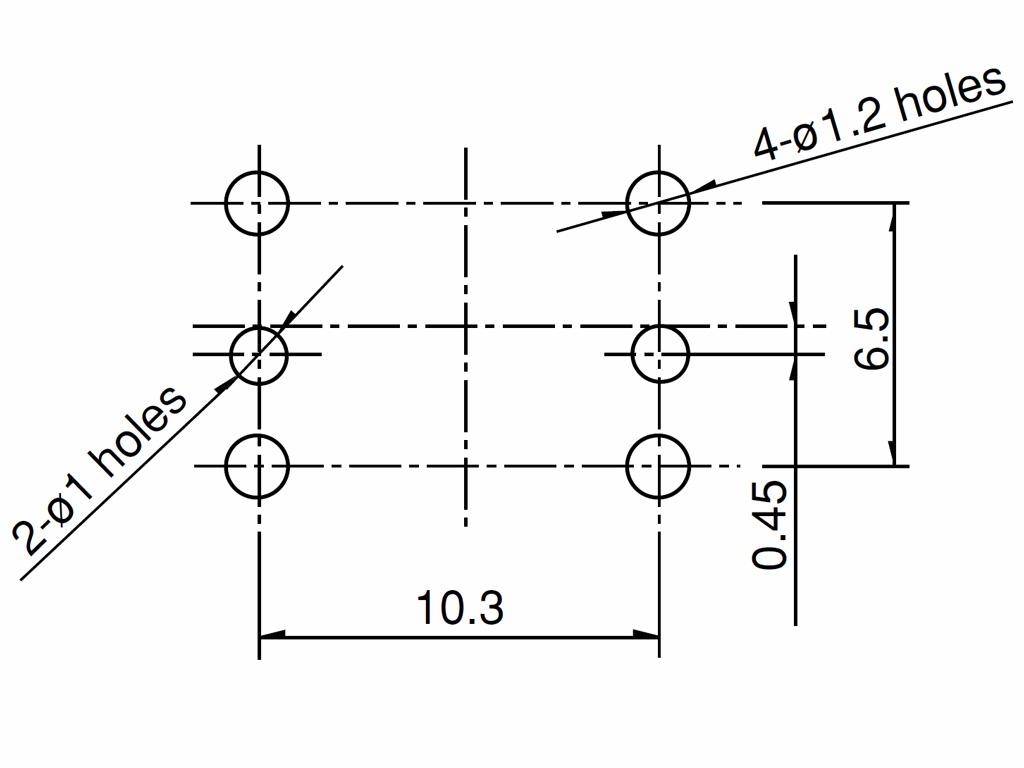 5 Way Tactile Navigation Switch 2 80 Protostack Avr