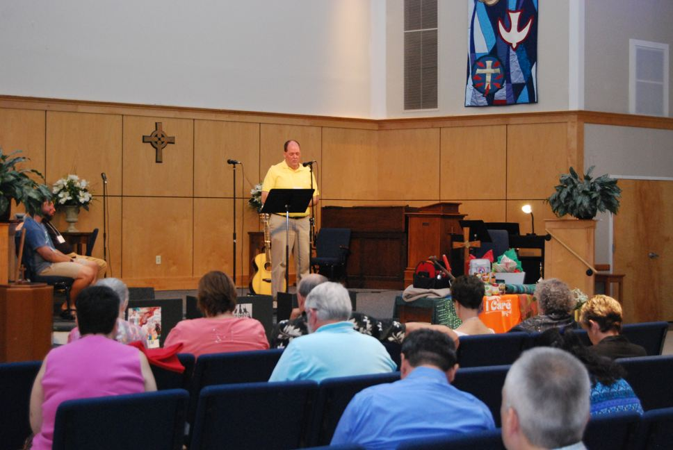 A Liturgy for Pastor Appreciation Sunday