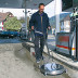 Commercial high pressure surface cleaning 3