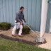 Commercial high pressure surface cleaning 2