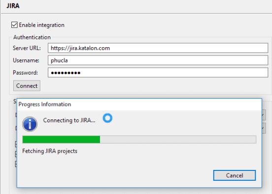 login credentials