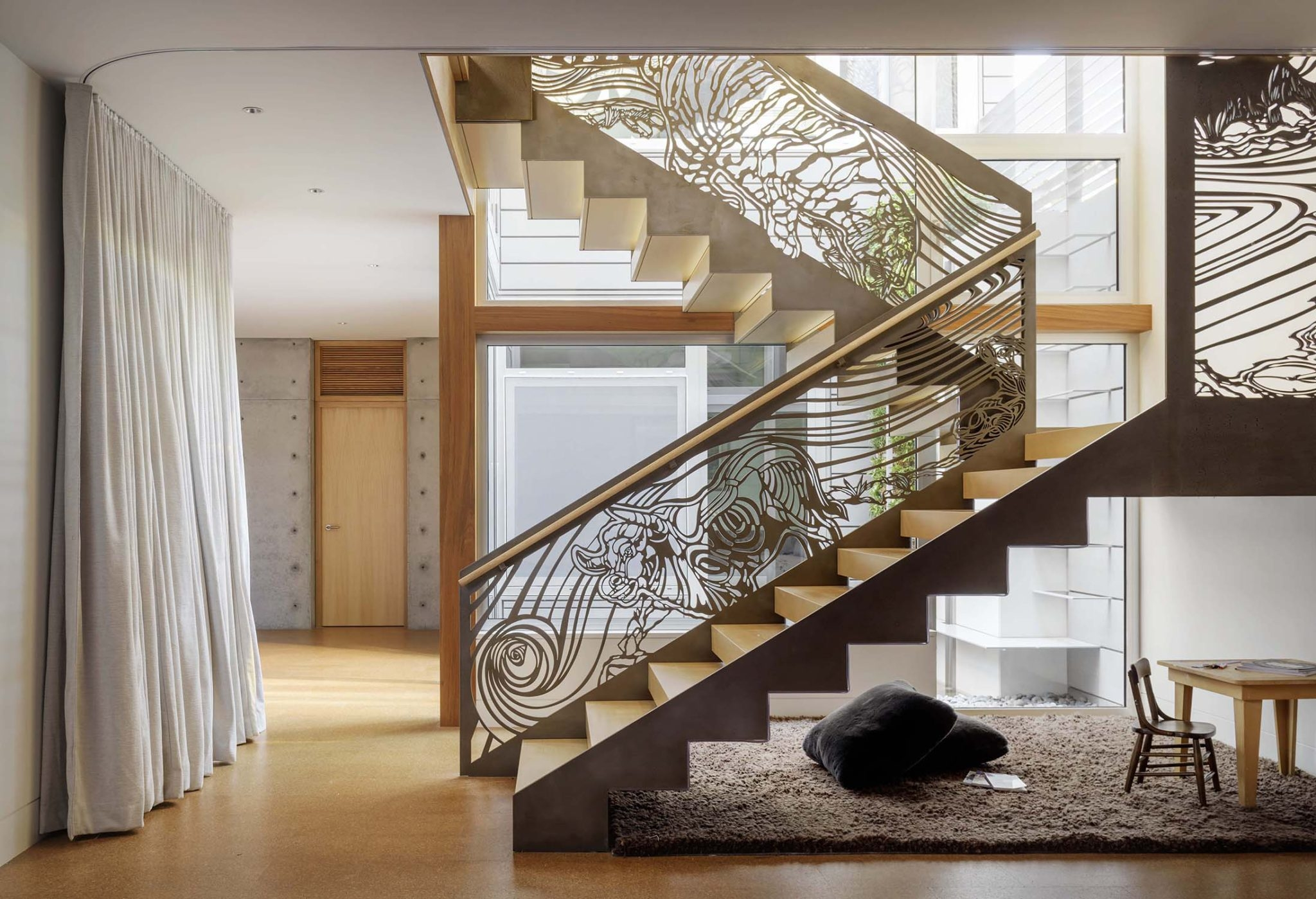 Unique Beautiful Banister Designs Chairish Blog | Designer Handrails For Stairs | Wood | Wrought Iron Balusters | Railing Ideas | Interior | Stair Parts