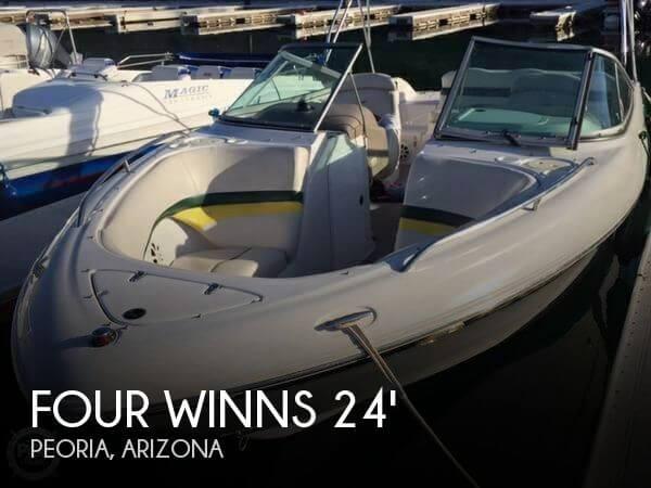 Used 2002 Four Winns 240 Horizon Peoria Arizona
