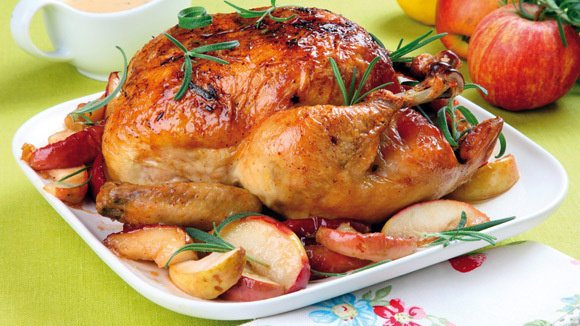 Chicken Roast Dinner