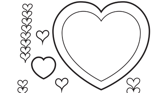 Valentine S Day Coloring Pages Celebrate Love By These Pictures Together