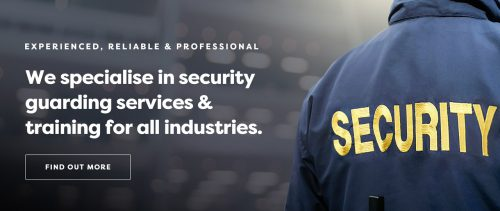 Name Security Guard Agency
