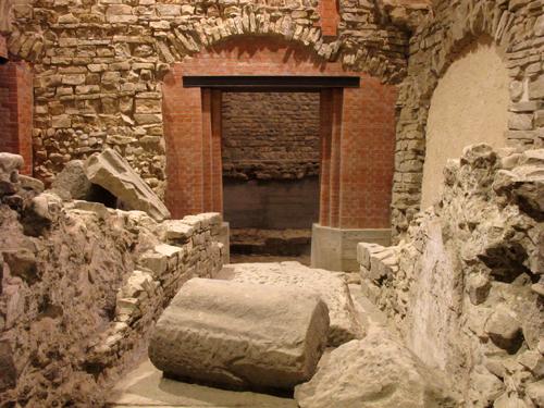 scavi di palazzo vecchio, credits: loggia de lanzi