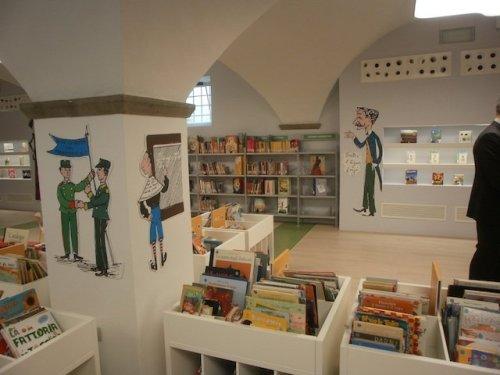 La Biblioteca delle Oblate, toc toc firenze