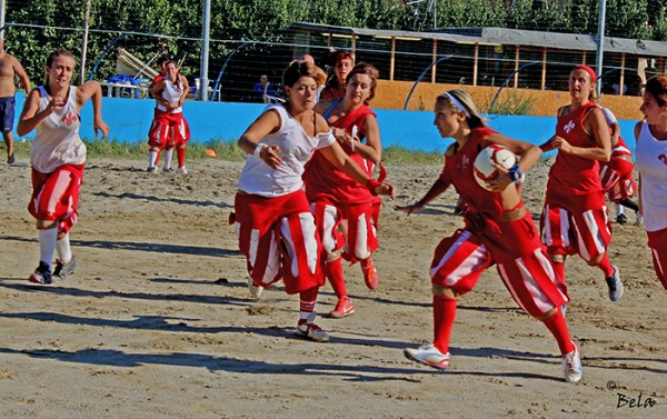 calcio fiorentino femminile