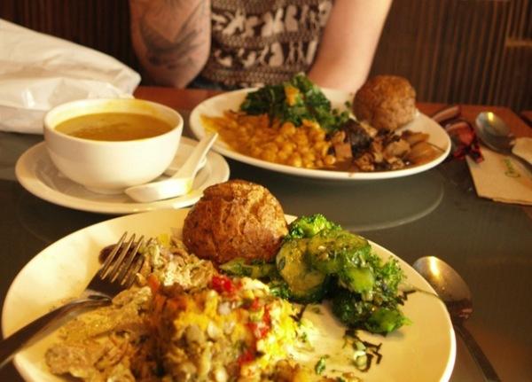 ristoranti vegani a firenze, toc toc firenze