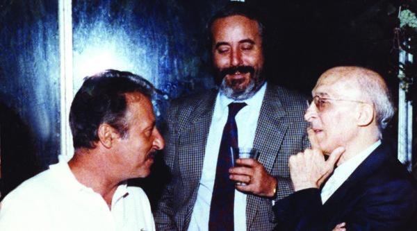 Antonino Caponnetto, Toc Toc Firenze