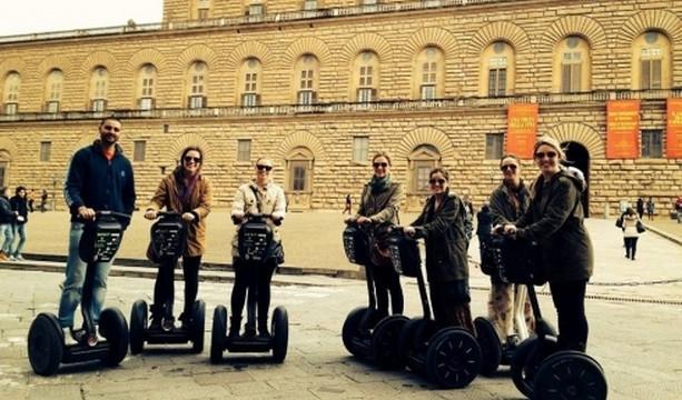 Mezzi atipici per muoversi Firenze
