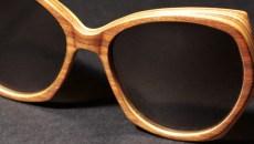 occhiali di legno, toc toc firenze