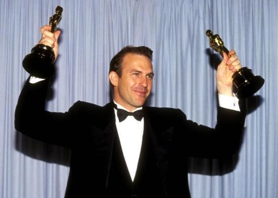 Image result for Kevin Costner Wins Best Director
