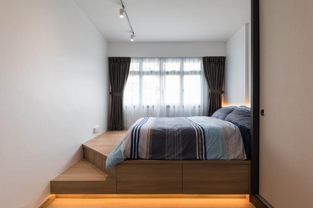 Platform Bed Interior Design Singapore Interior Design Ideas