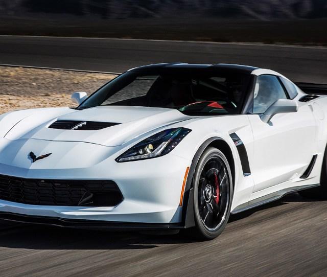Drive A Corvette C Z