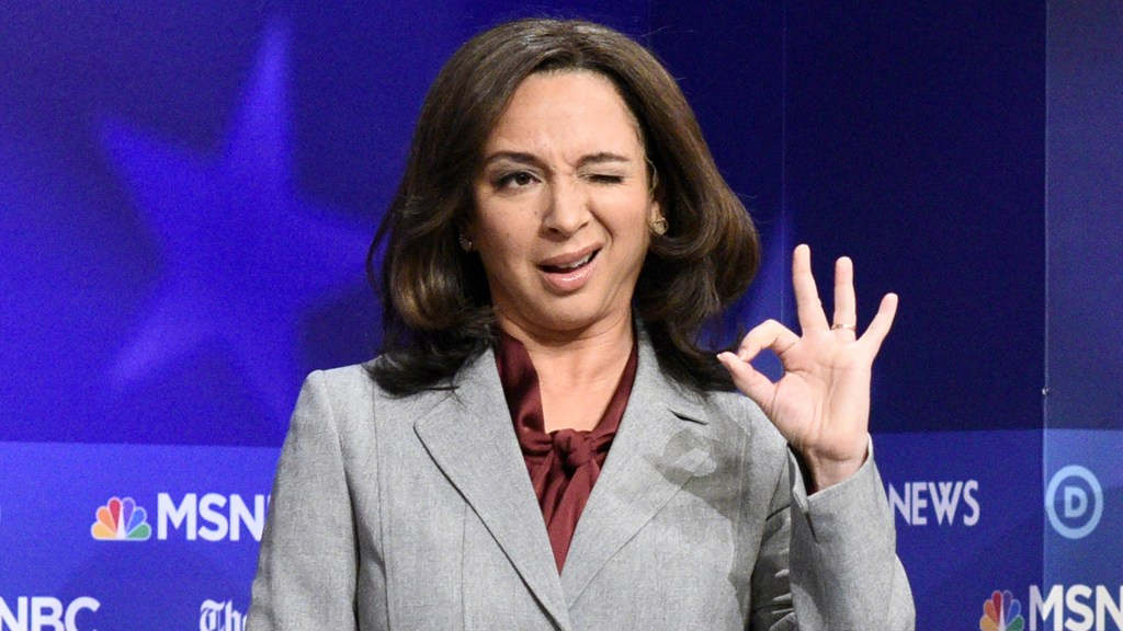 Maya Rudolph as Kamala Harris on SNL was a memorable impersonation, and fans desperately want her to return - The Washington Post