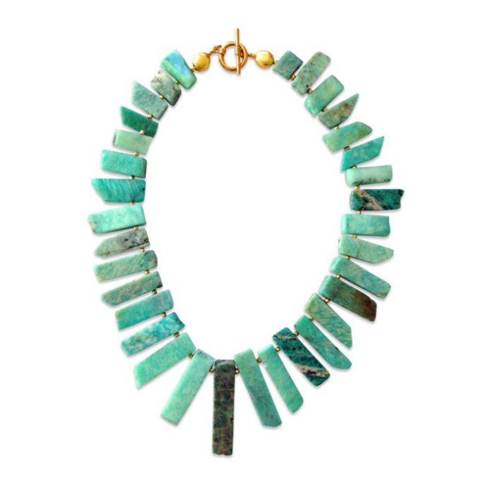 Sea Elise Jewelry Turquoise Necklace