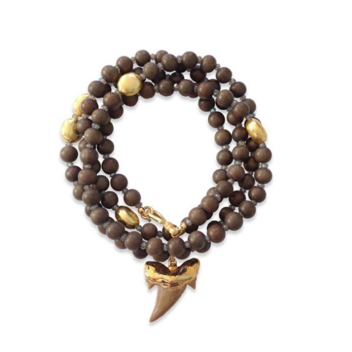 Sea Elise Jewelry Sharks Tooth Bracelets