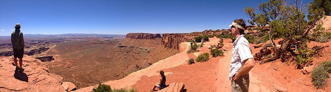 Canyonlands National Park, Utah | Blue Mountain Belle