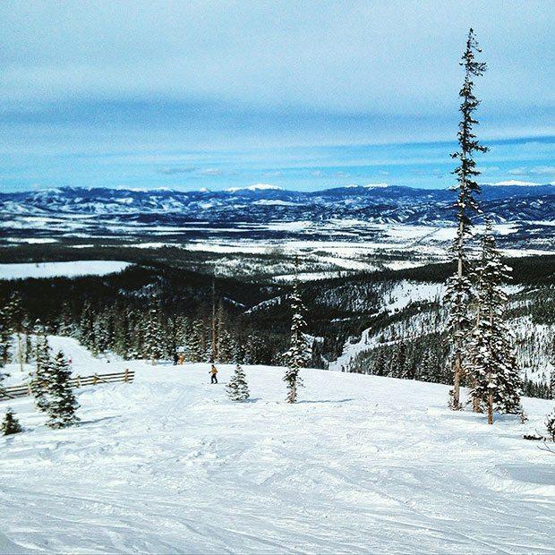 Winter Park Coloardo   Blue Mountain Belle