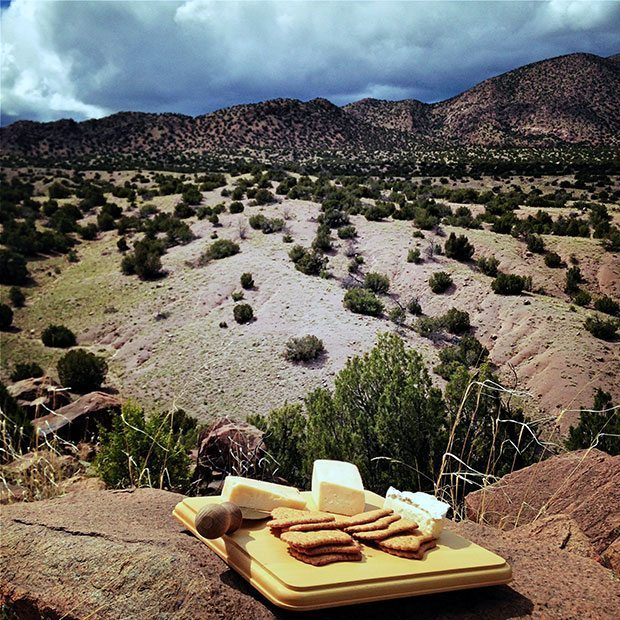 Southwestern Cheese Plate at Oji Caliente | Blue Mountain Belle