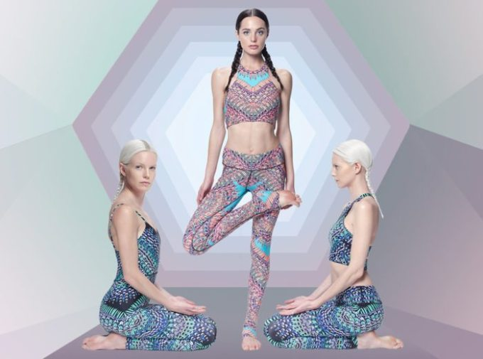 Marra Hoffman Activewear 2015