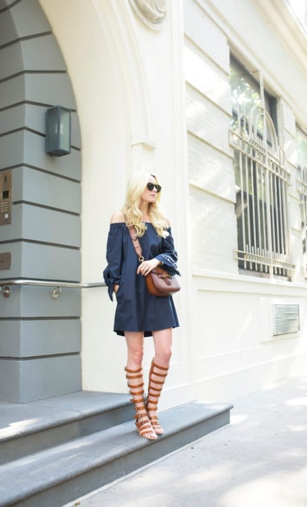 The Best Gladiator Sandals (Atlantic Pacific) | Blue Mou