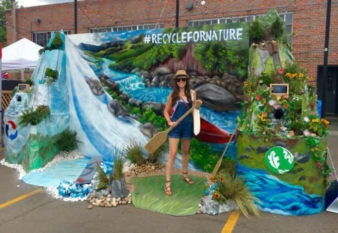 Denver Flea with PepsiCo Recycling | Blue Mountain Belle