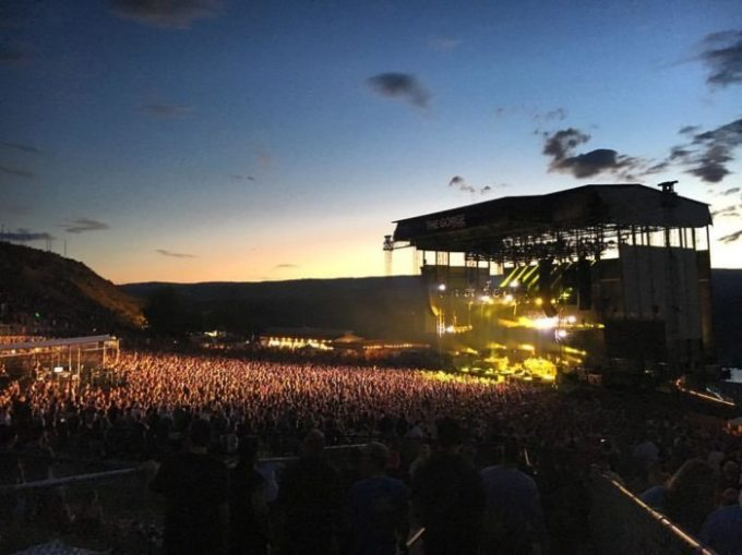 Phish Gorge 2016 | Blue Mountain Belle
