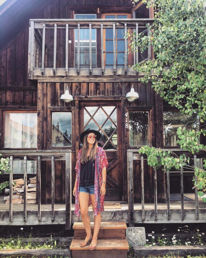 Airbnb Cabin Love