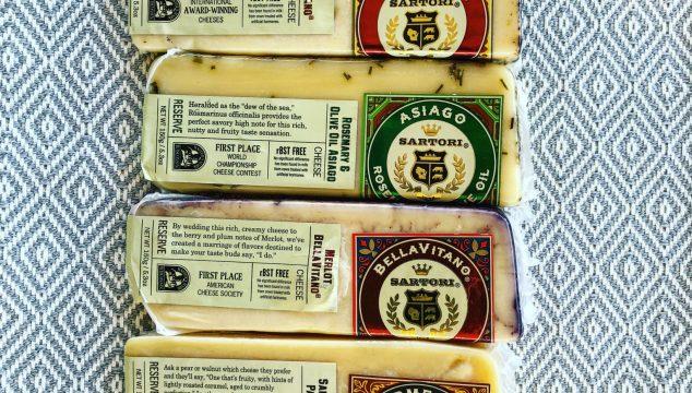 Sartori Cheese Reserve Collection