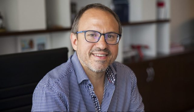 Intendente Valenzuela aseguró que hay una nueva comunicación en ...