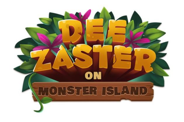 Casual Games App Award Nominees   The Best Mobile App Awards Logo for Dee Zaster on Monster Island