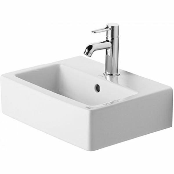 duravit vero 0704450060 wall mounted basin