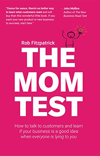 Mom Test, The Mom Test, Pitch.Link, Pitch.Link