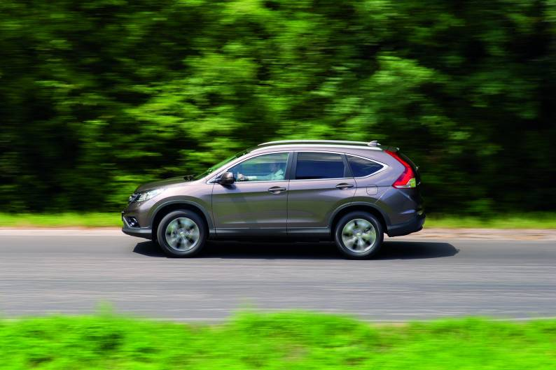 Honda Cr V 2013 2015 Used Car Review Car Review Rac Drive