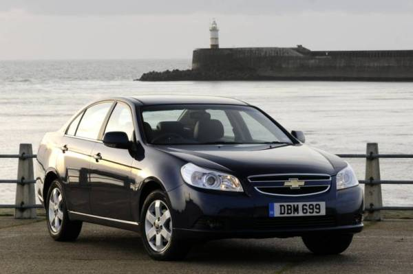 Chevrolet Epica (2007 - 2010) used car review | Car review ...